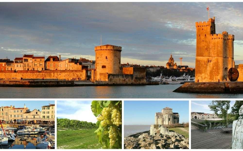 Ce qui fait la renommée de la Charente Maritime