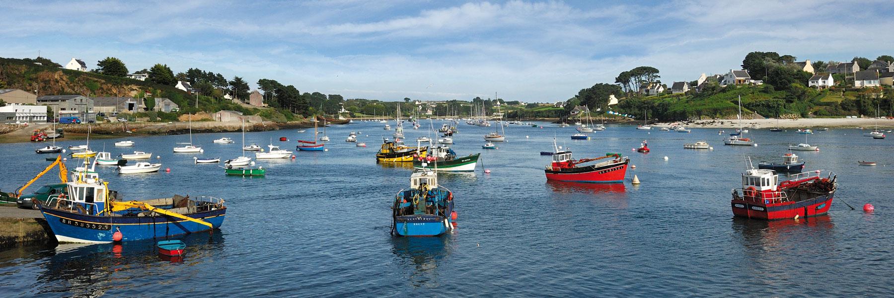 Le Finistère nord dans sa version nautique