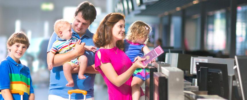Les formalités à remplir pour voyager avec son enfant