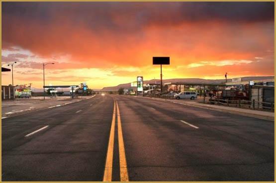 Un petit tour au Nevada : Las Vegas, la roue de la Fortune