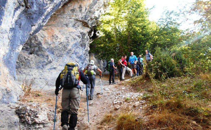 Des vacances «randonnées» au Pays Basque