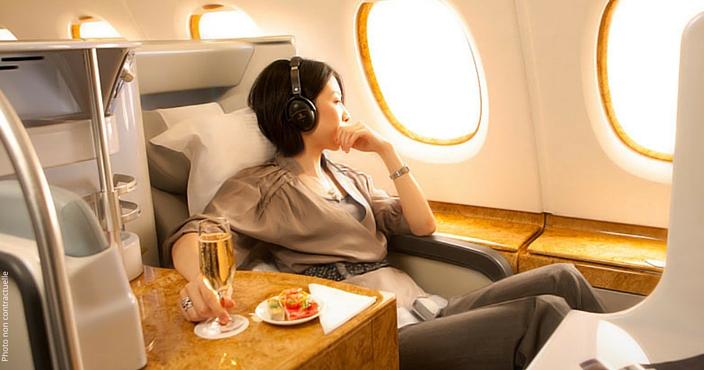Comment s'occuper durant un long voyage en avion ?