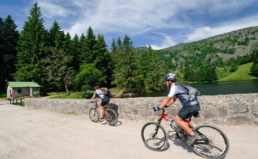 Découvrir les Vosges en vélo